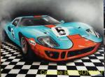 1- Ford GT 40 Le Mans              0.81 x 100
